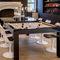 tavolo da biliardo moderno / trasformabile in tavolo da pranzo