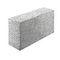 blocco di calcestruzzo leggero / pieno / per muro / per muro portante