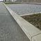 bordura di fermate d'autobus / per marciapiede / in calcestruzzo / altre forme