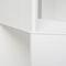 Comodino moderno / in alluminio / esagonale / di Studio Nendo HEXAGON Quodes