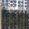 frangisole in vetro / per facciata / fotovoltaico