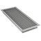 griglia di ventilazione in alluminio anodizzato / rettangolare / per pavimento sopraelevato