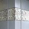 pannello in composito di rivestimento / in gres porcellanato / per parete / per muro