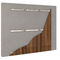 sistema di fissaggio in alluminio / per muro / per soffitto / per interni