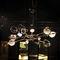 lampadario moderno / in ottone / in acciaio / fatto a mano