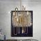 Lampada a sospensione / design originale / in metallo / da interno CLARK DelightFULL