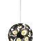 lampada a sospensione / design originale / in acciaio / in ottone