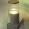 Applique moderna / da esterno / in alluminio anodizzato / LED SOMBRA 0110-WCLSSL/WCLSDL ASTEL LIGHTING