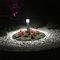 lampioncino da giardino / moderno / in alluminio anodizzato / LED