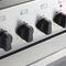 Blocco cucina elettrico / professionale / con cappa integrata / con grill COOKCENTRE90DF Burco