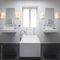 applique Art Deco / in metallo / alogena / di Pierre Chareau