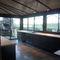 veranda in alluminio / con persiana avvolgibile integrata