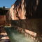 cascata per piscina