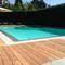 piscina interrata / in calcestruzzo / su misura / da esterno