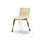 Sedia moderna / 100% riciclabile / in legno / in acciaio PATO by Welling & Ludvik  Fredericia Furniture