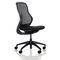 sedia da ufficio moderna / con rotelle / con base a stella / con braccioli