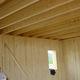 trave prefabbricata / in legno / rettangolare / per solaio