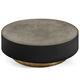 tavolino basso moderno / in legno laccato / in legno massiccio / in ottone