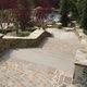 pavimentazione in pietra naturale / in porfido / antiscivolo / da esterno