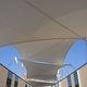 membrana architettonica in PTFE / per tensostruttura / per facciate / per spazi pubblici