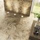 piastrella per pavimento / in gres porcellanato / lucidata / aspetto marmo