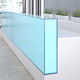 banco reception modulare / in plastica