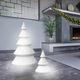 lampada da pavimento / design originale / in polietilene / da esterno