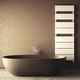 radiatore scaldasalviette ad acqua calda / in alluminio / moderno / da bagno