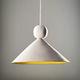 lampada a sospensione / moderna / in ceramica / fatta a mano
