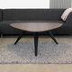 tavolino basso moderno / in quercia / in MDF / in betulla