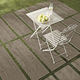 piastrella da esterno / per pavimento / in gres porcellanato / a motivi