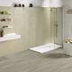 piatto doccia rettangolare / in composito / antiscivolo
