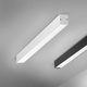 luce sporgente / LED / lineare / in alluminio