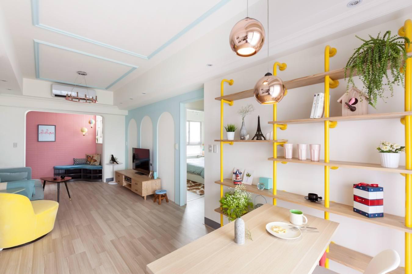 Camera da letto colori pastello : camera da letto colori pastello ...