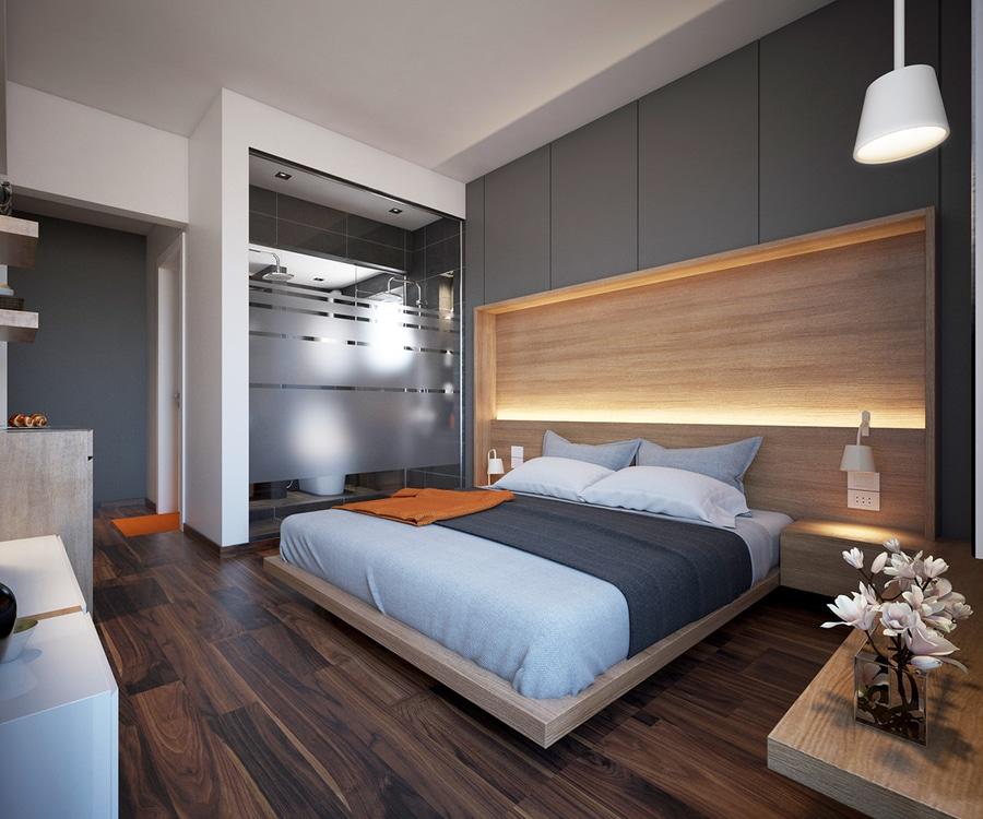 4 camere da letto di lusso con i dettagli unici della parete - Via ...