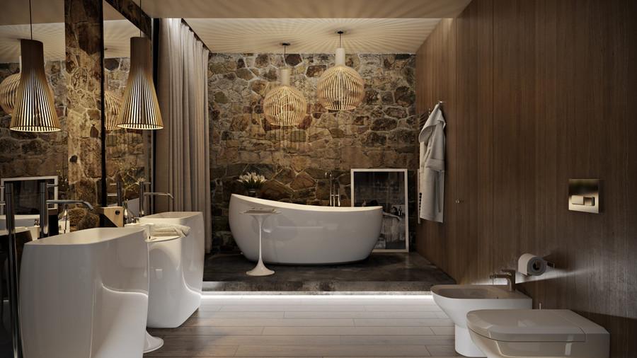 Sala Da Bagno Lusso : Stanze da bagno di lusso in dettaglio alto ukraine
