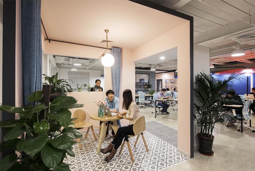 Ufficio Architettura : Architettura e ufficio come coccolare l impiegato design and