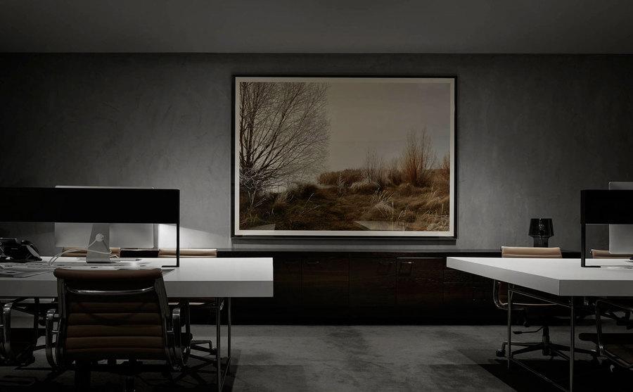 Ufficio Di Mediazione : B e l architettura u csi è distesau e l ufficio per un illuminazione