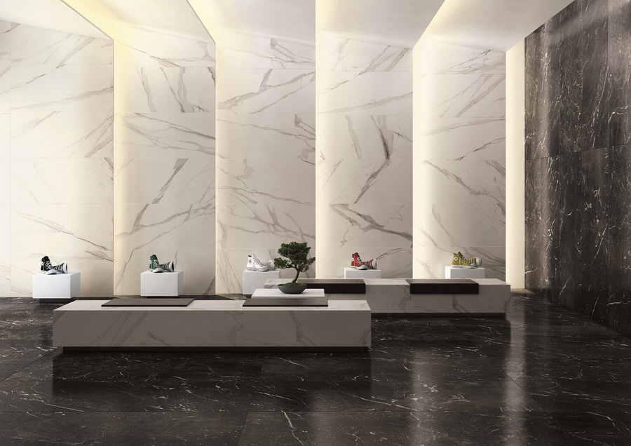 Fap ceramiche presenta roma il fascino eterno del marmo e della