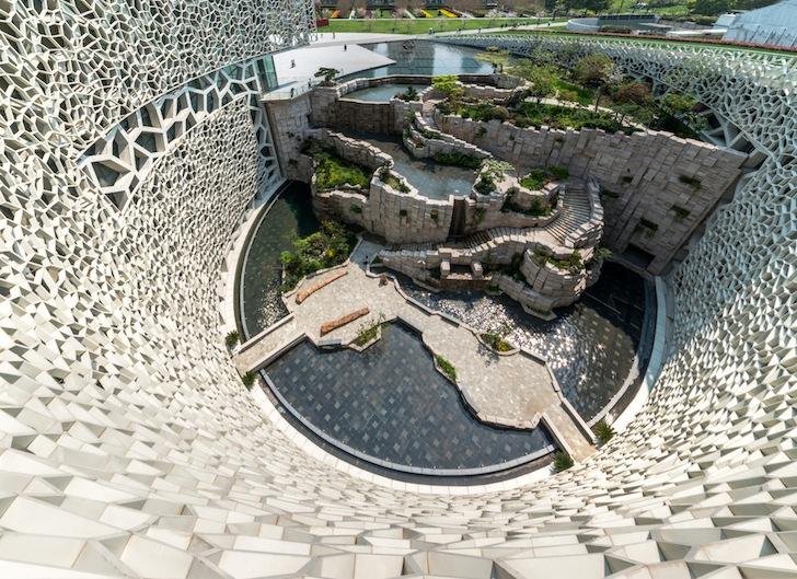 La Forma Segue La Funzione Al Nuovo Museo Bioclimatico Di Storia