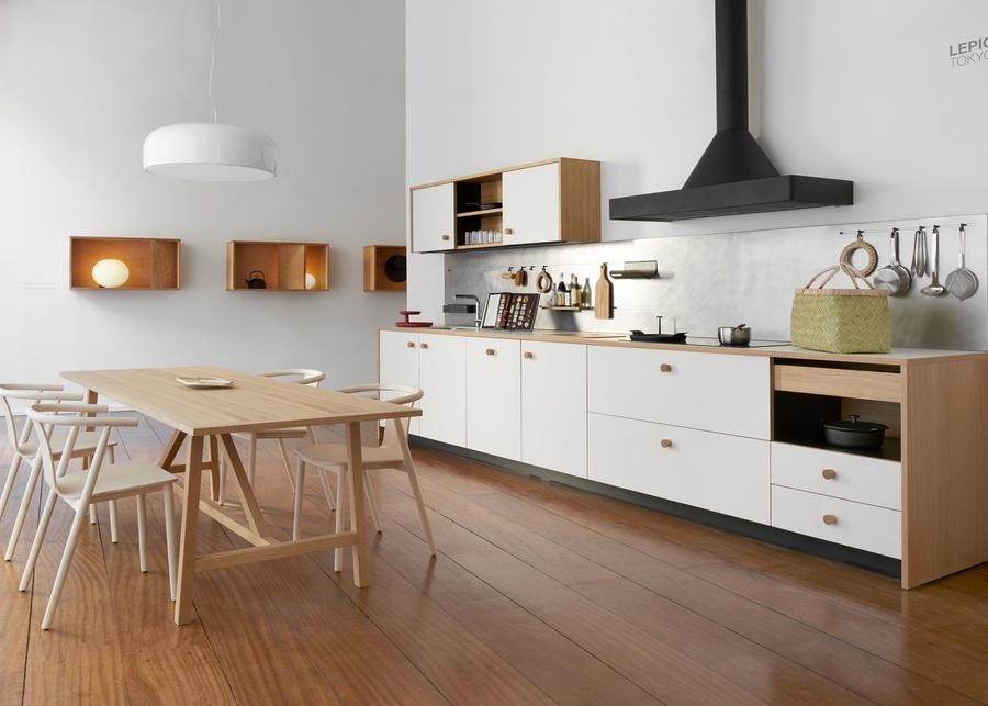 Jasper Morrison progetta la prima cucina per Schiffini - Italy