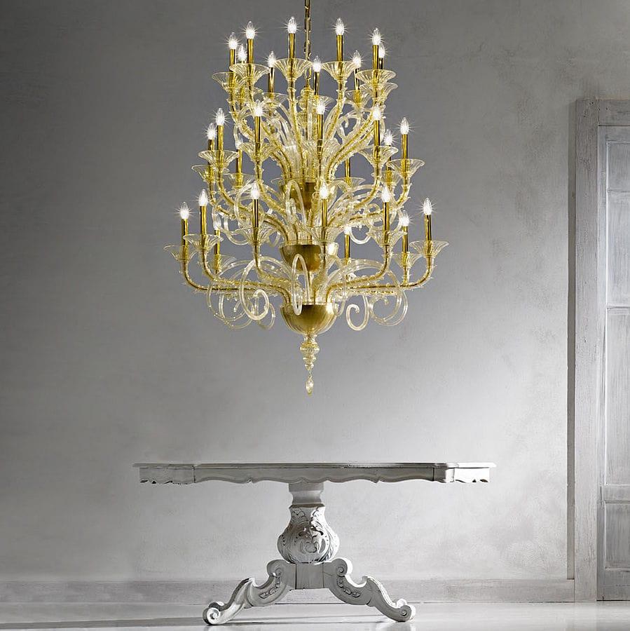 lampadario classico by de Majo Illuminazione - De Majo Illuminazione
