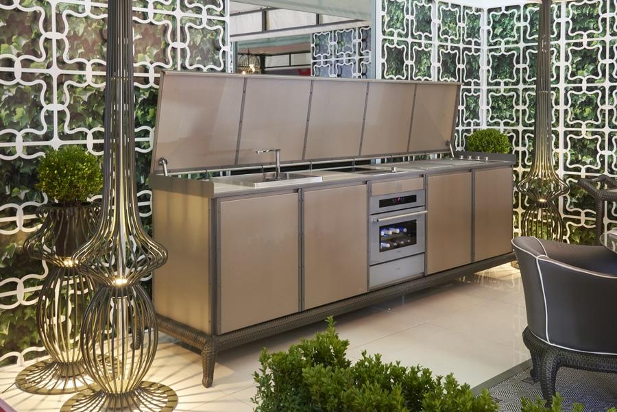 Lussuose cucine per esterno personalizzate - Via D. Albertario, 50 ...