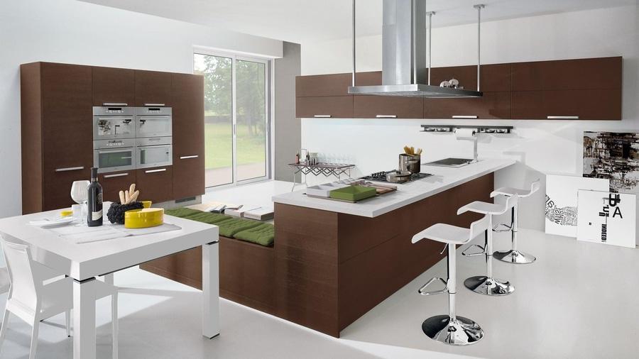 NOVITÀ: cucina moderna by CUCINE LUBE - CUCINE LUBE