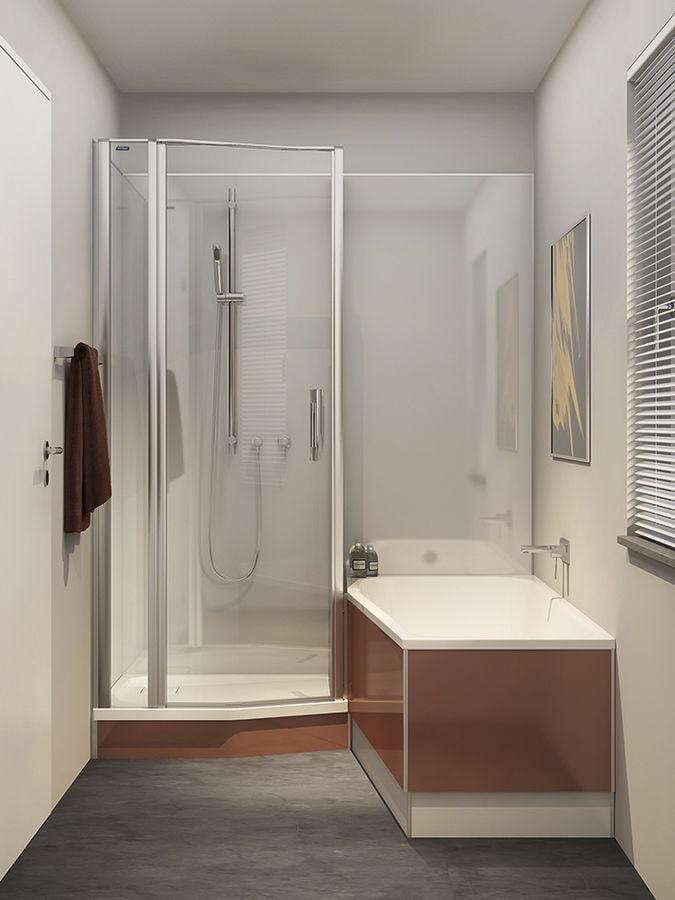 novit vasca da bagno doccia da incasso by duscholux ag