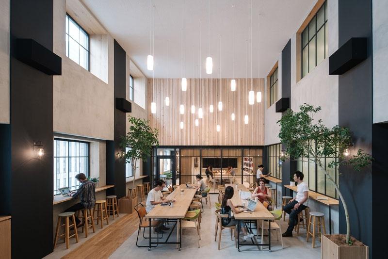 Ufficio Nuovo Japan : Il nuovo ufficio di airbnb a tokyo è come una casa comoda