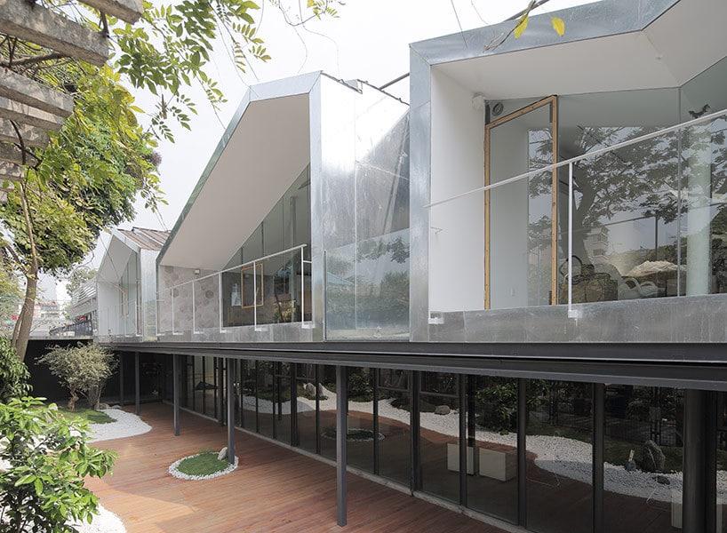 Ufficio In Una Casa : L o ufficio rinnova lo studio del lavoro in una casa della pianta