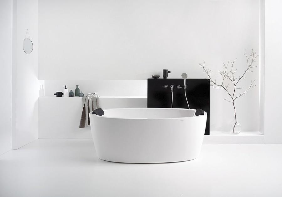 Vasca Da Bagno Materiali : Purescape 174a la vasca da bagno freestanding aquatica in materiale