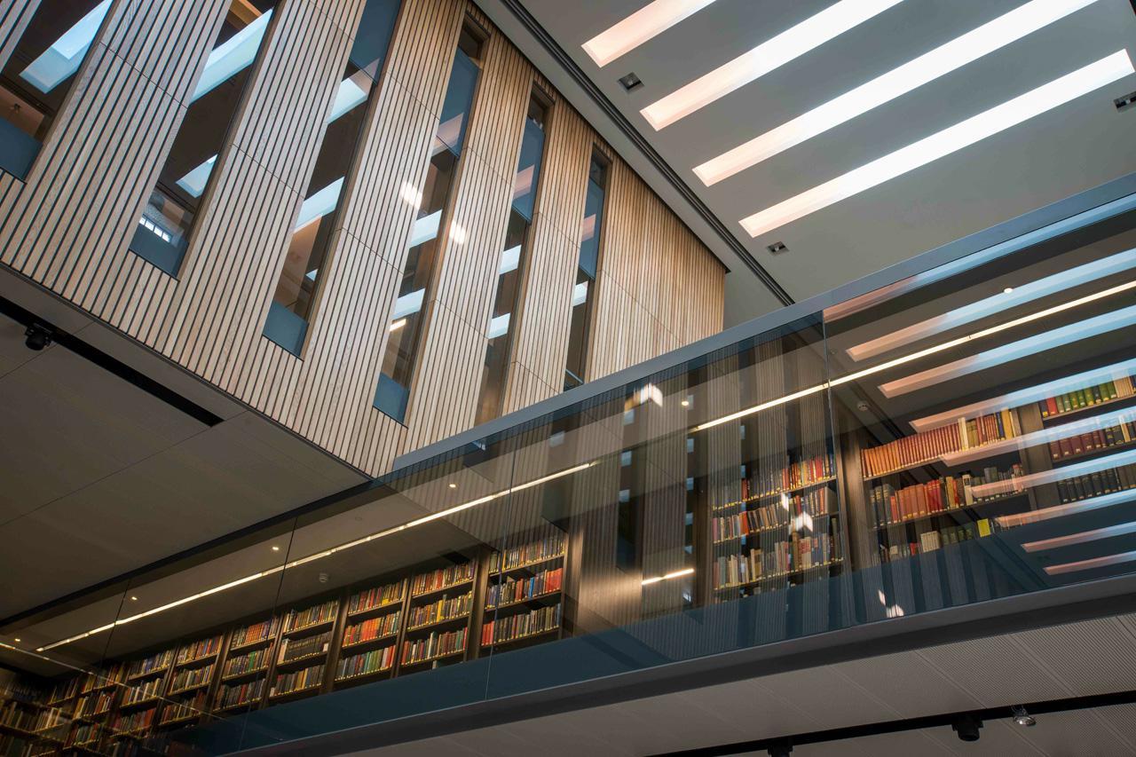 Oxford? biblioteca di s Weston - Oxford, Oxford, UK