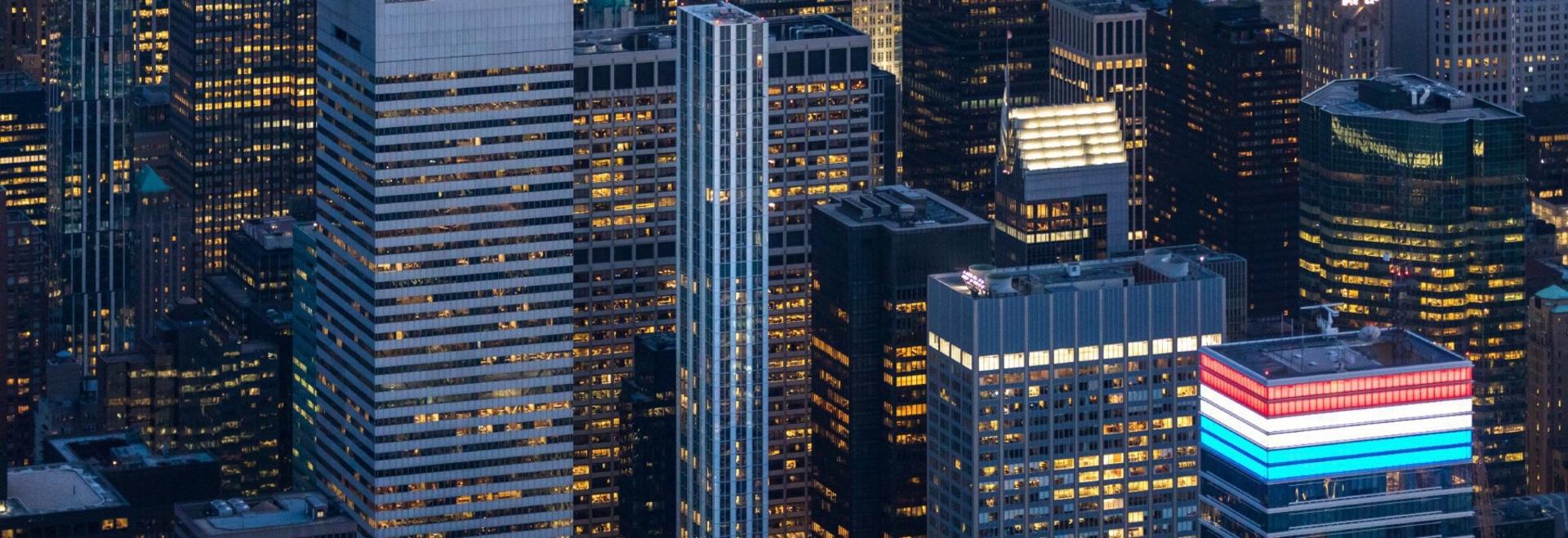 100 via di est cinquantatreesimo: promuova + grattacielo snello di New York dei partner è in via di realizzazione